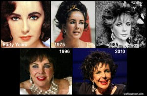 Elizabeth Taylor: How She Aged