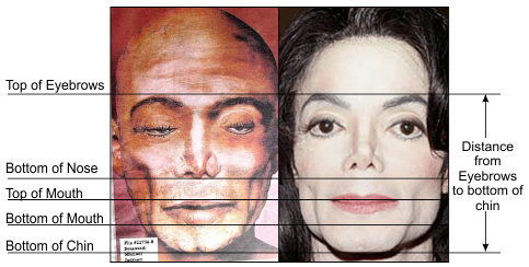 Michael Jackson Face Analysis