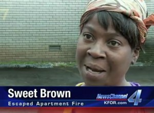 Sweet Brown&#8217;s &#8220;No Time for Bronchitis&#8221; Video