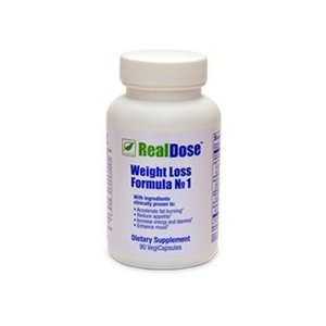 Bottle of RealDose