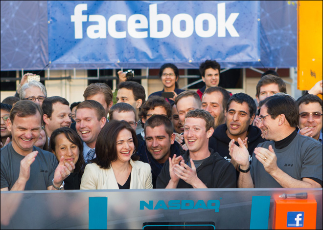 Facebook's IPO has been less than favorable thus far.