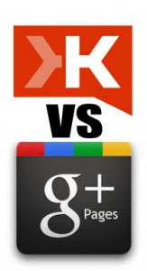 Is Klout Accurate Without Support for Google Plus Brand Pages?
