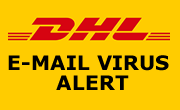 Warning: DHL Email Virus