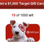Target Scam Gift Card Text Message