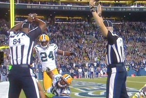 Twitter Lights Up After Refs Blow Monday Night Football Call