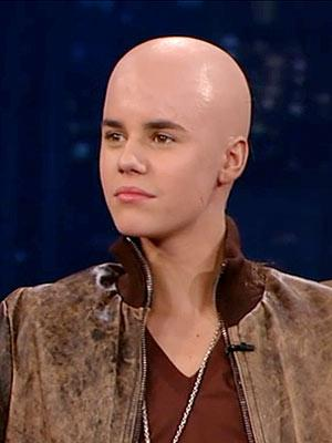 #BaldForBieber is just a hoax.