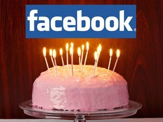 Facebook Birthday graphic