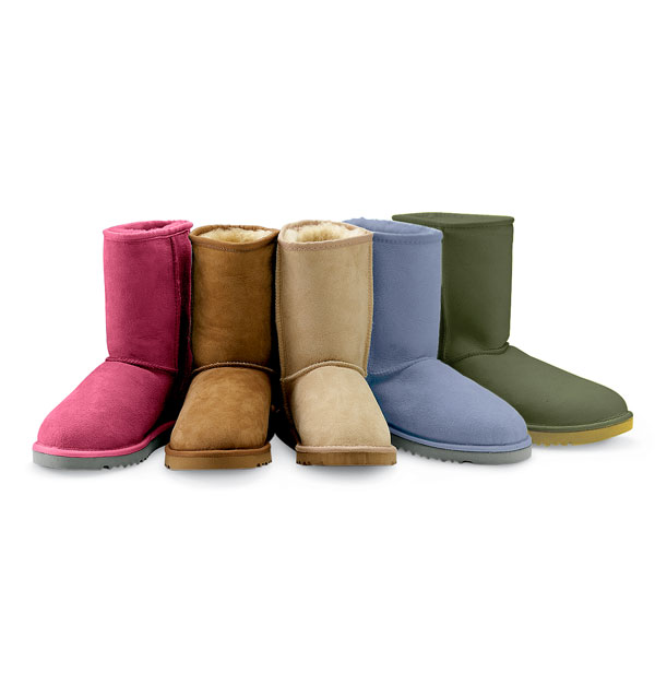 Don't count on free Ugg Boots anytime soon.