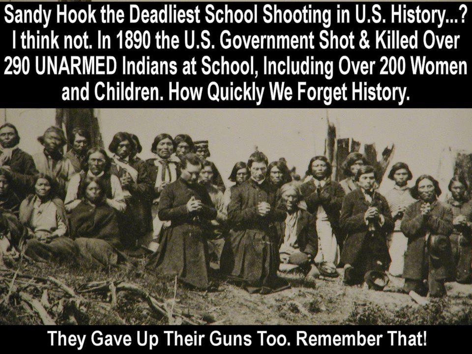 1890 Indian school massacre graphic