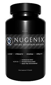 Bottle of Nugenix