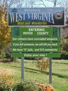 West-Virginia-Sign