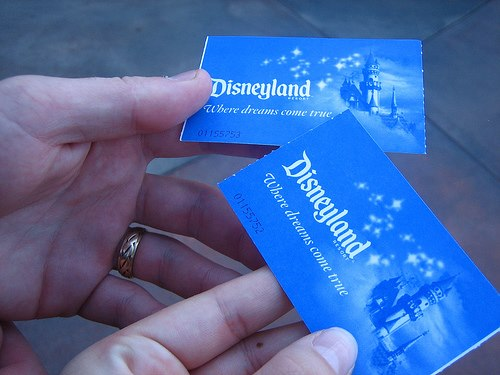 Disney-Tickets