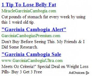 Comparing Garcinia Cambogia Vendors