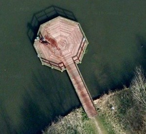 Did Google Maps Capture a Murder?