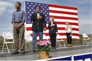 President Obama Refuses to Salute the Flag: Real or Hoax?