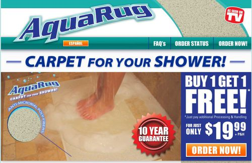 What Is Aqua Rug Does It Work | Rachael Edwards