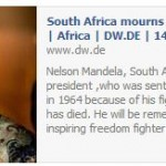 Website Accidentally Publishes Mandela Obituary, Issues Retraction