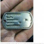 "Lost Dog Tag Owner ""Martinson"" Found"