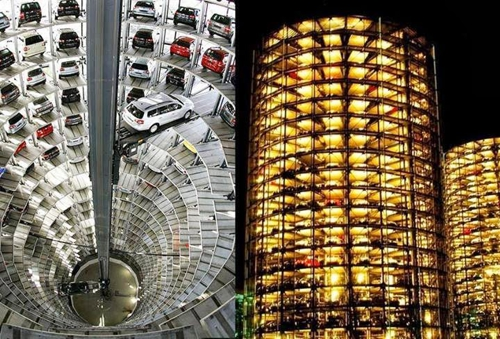 Car Towers