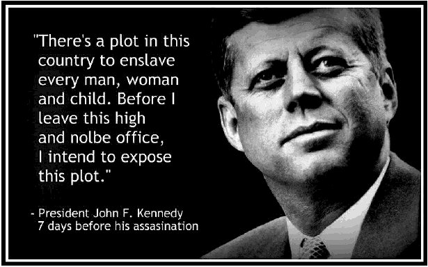 """""""There's a plot in this country..."""" JFK Quote: Real or Fake?"""