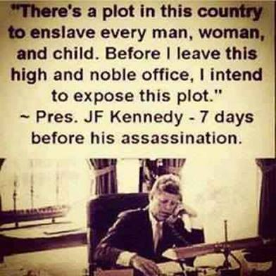 JFK meme quote graphic