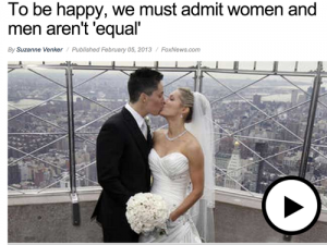 Did Fox News Use a Photo of a Gay Couple in a Story About Traditional Marriage?