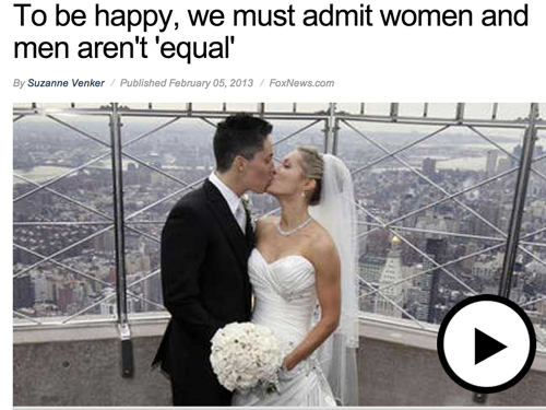 The original article included this image, which is actually a lesbian couple.