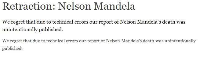 mandela-retraction