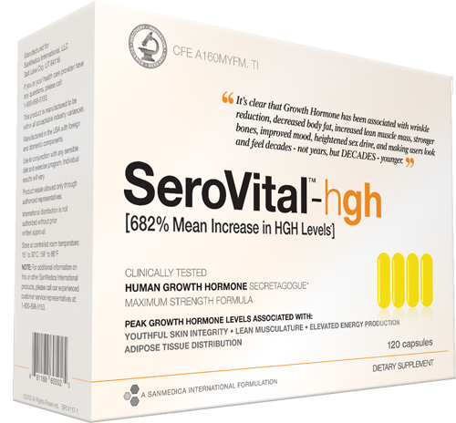 Serovital Hgh Miracle Or Mirage 2016 Update
