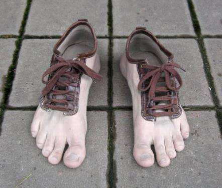 Photo of Barefoot Shoes: Real or Fake? - wafflesatnoon.com | title
