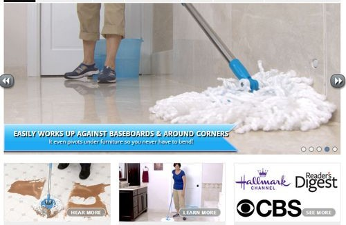 Hurricane 360 Spin Mop Review Jan 2015 Update