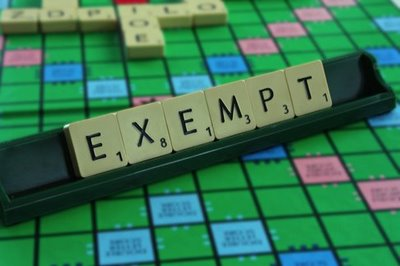 "Spelling ""Exempt"" in Scrabble"