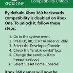 Microsoft Warns of Xbox One Backwards Compatibility Hoax