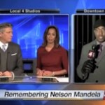 News Station Mistakes A-Rod for Nelson Mandela (Video)