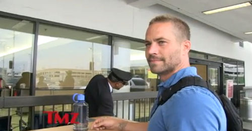 Fake Paul Walker Video Hoax