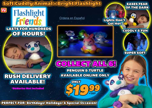 Flashlight Friends review
