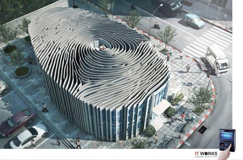 fingerprint building