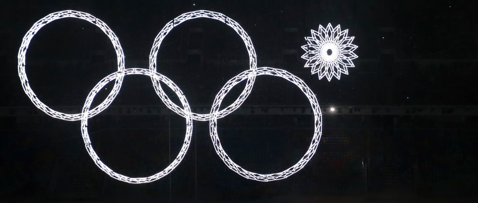 Sochi Ring Mishap