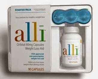 Alli weight loss drug