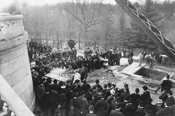 Abraham Lincolm Funeral