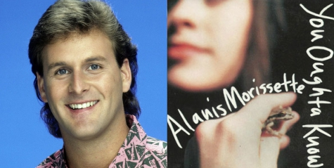 Alanis Morrissette You Oughta Know Dave Coulier