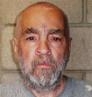 Recent Charles Manson picture