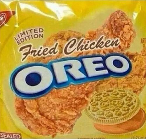 Fried Chicken Oreo Cookies: Real or Fake?