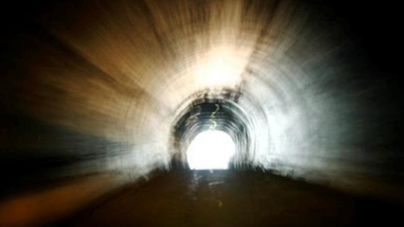 life after death tunnel