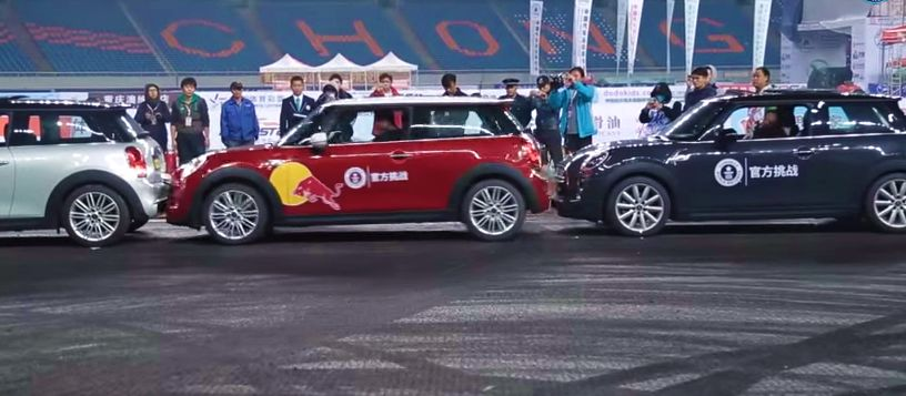world record parallel park