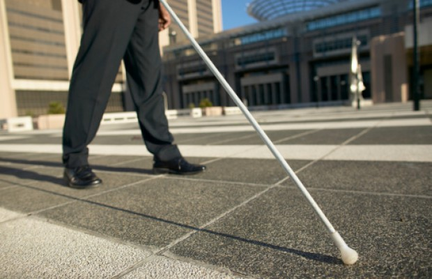 blind walking cane