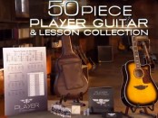 keith urban guitar package