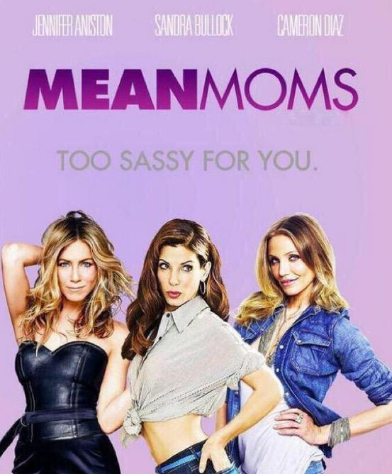 mean moms movie poster
