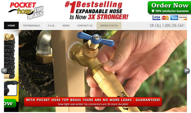 pocket hose top brass website 2015