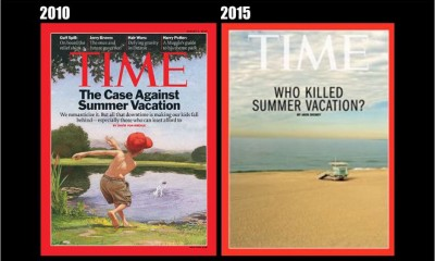 TIME summer covers